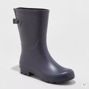 Women's Vicki Mid Calf Rain Boots - A New Day™